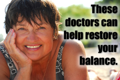 bioidentical doctors can help restore balance
