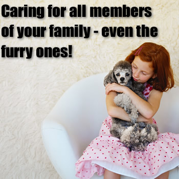 Pet Pharmacy - Caring for every member of your family!