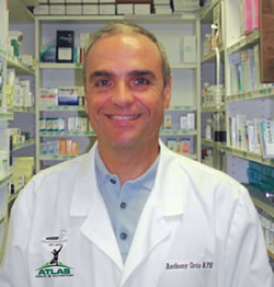 Tony Ortiz - Pharmacist and Nutrition Counselor, North Bergen, NJ