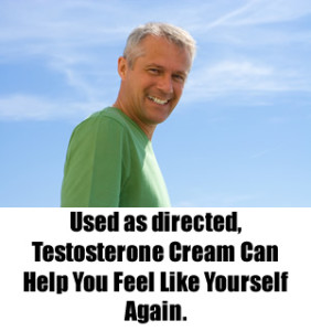 Testosterone Cream Usage