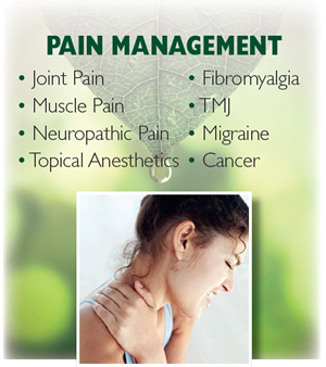 Pain Management Pharmacy