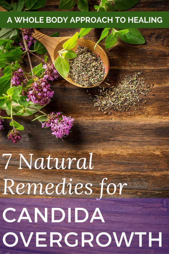 7 natural remedies (that really work!) for candida overgrowth.