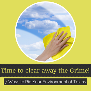 Toxins are everywhere and they can create many health problems. Learn seven ways to free your home environment from dangerous toxins.