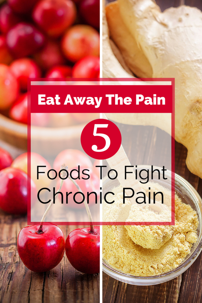 Learn how to eat your way to a pain-free life with these 5 natural and delicious foods.