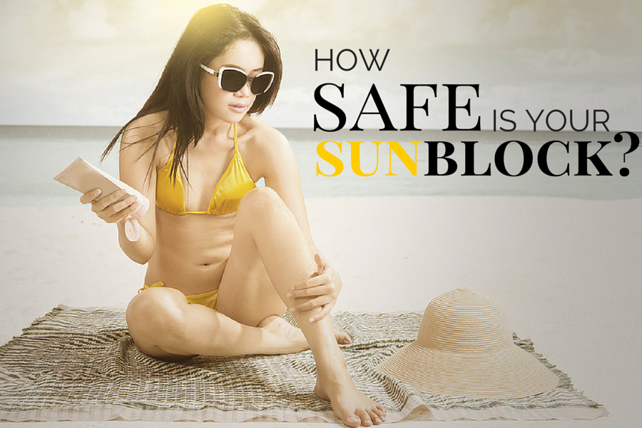 Is your sunblock really all it's cracked up to be? Check out these harmful ingredients to avoid when choosing sun protection.