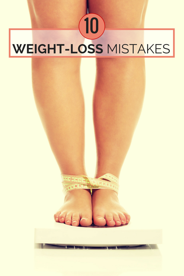Find out of these popular diet mistakes are derailing YOUR weight-loss efforts.