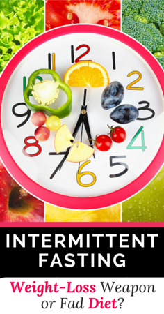 At a loss about weight loss? Learn how intermittent fasting gives your body a metabolic boost!