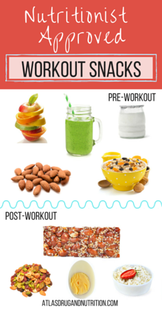 Ready to make the most out of your workout? Check out these 10 workout snacks that are nutritionist approved!
